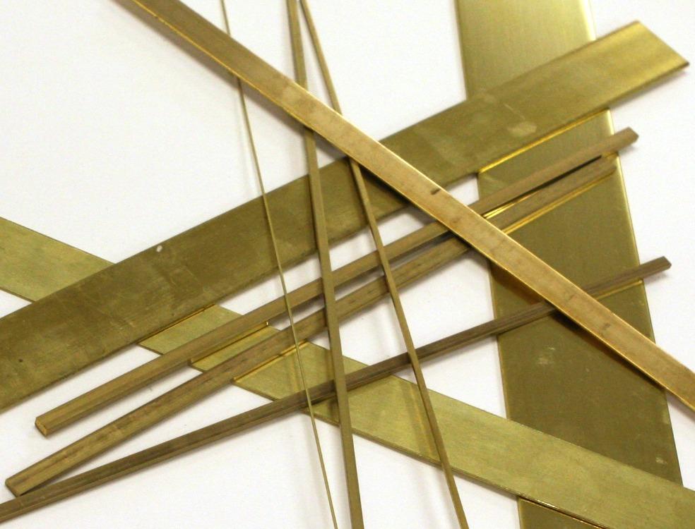 Brass Flat Bar Product Categories North Yard